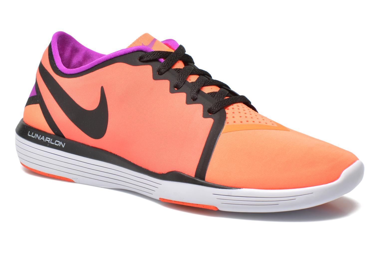 Wmns Nike Lunar Sculpt by Nike Naranja