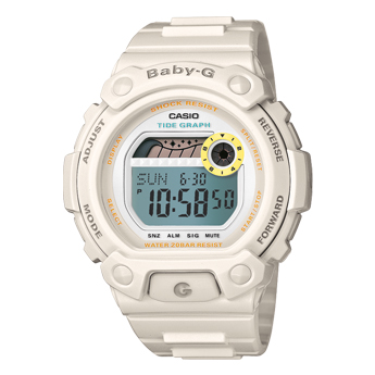Reloj Casio Baby-G BLX-102-7ER BLANCO