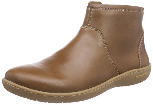 Birkenstock Bennigton Damen - botines chelsea de cuero mujer, color marrón, talla 41