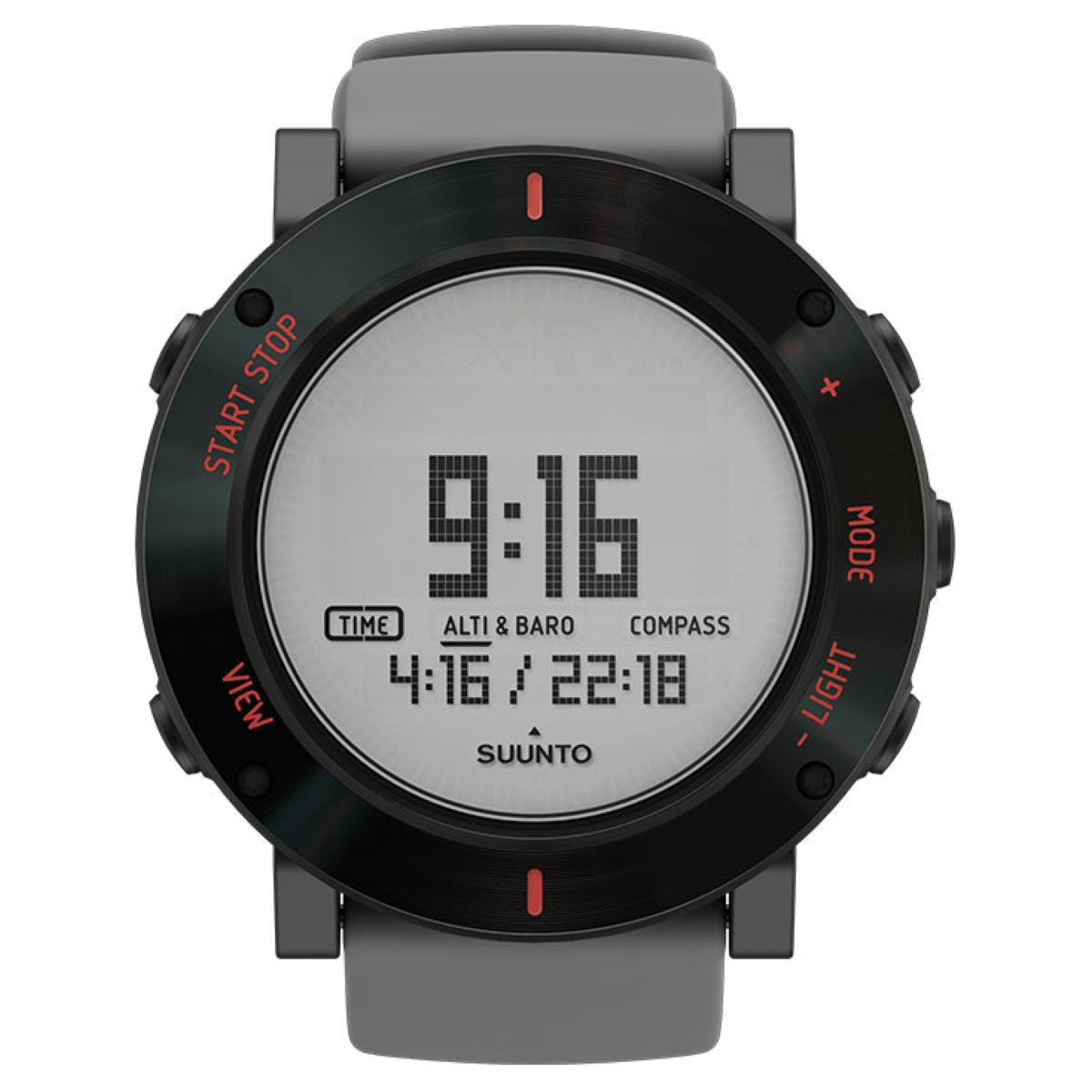 Reloj deportivo Suunto Core Crush (con cargador portátil Power Monkey) - Relojes deportivos
