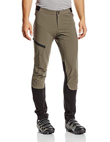Gore Bike Wear Power Trail Windstopper Soft Shell 2In1 - Pantalón para hombre, multicolor, talla S