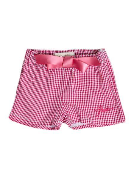 Shorts de cuadritos