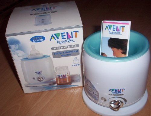 AVENT Express Bottle & Food Warmer