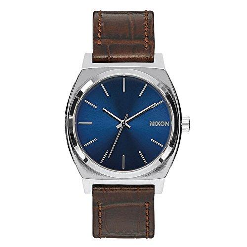 Nixon Reloj con movimiento mecánico japonés Man A0451887 37 mm