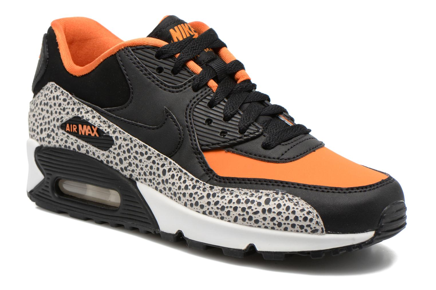 Air Max 90 Safari (Gs) by Nike Multicolor