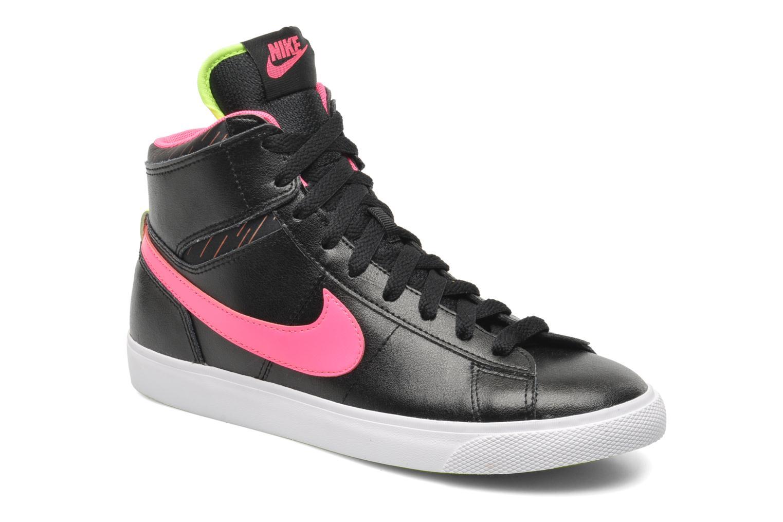 Wmns Nike Match Supreme Hi Ltr by Nike Negro