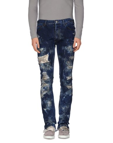 FAGASSENT Pantalones vaqueros hombre