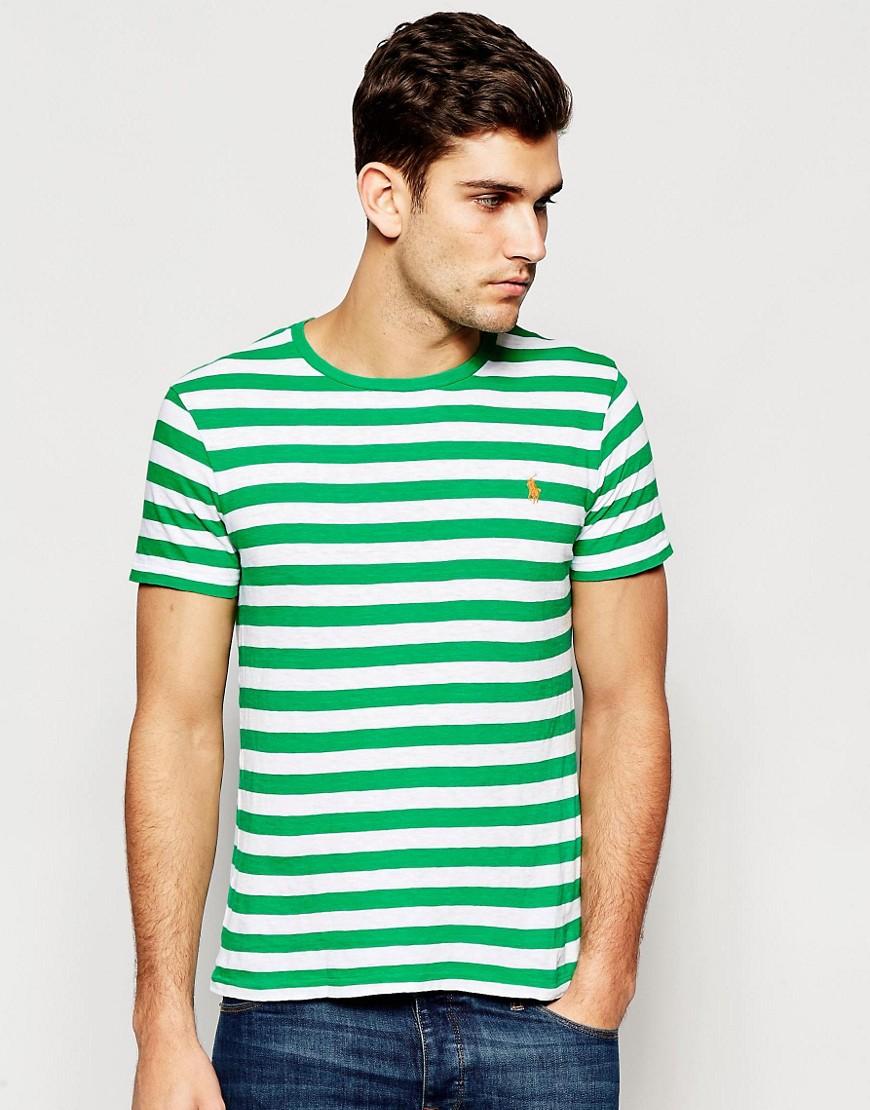 Camiseta con rayas bretonas de Polo Ralph Lauren