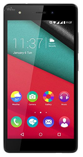 Wiko 9564 Smartphone (Cámara de 13 MP con flash LED, Pantalla 5 Pulgadas, LCD IPS Full HD, 3G, Dual SIM, Android 5.1 Lollipop, 2GB RAM, 16GB ROM)