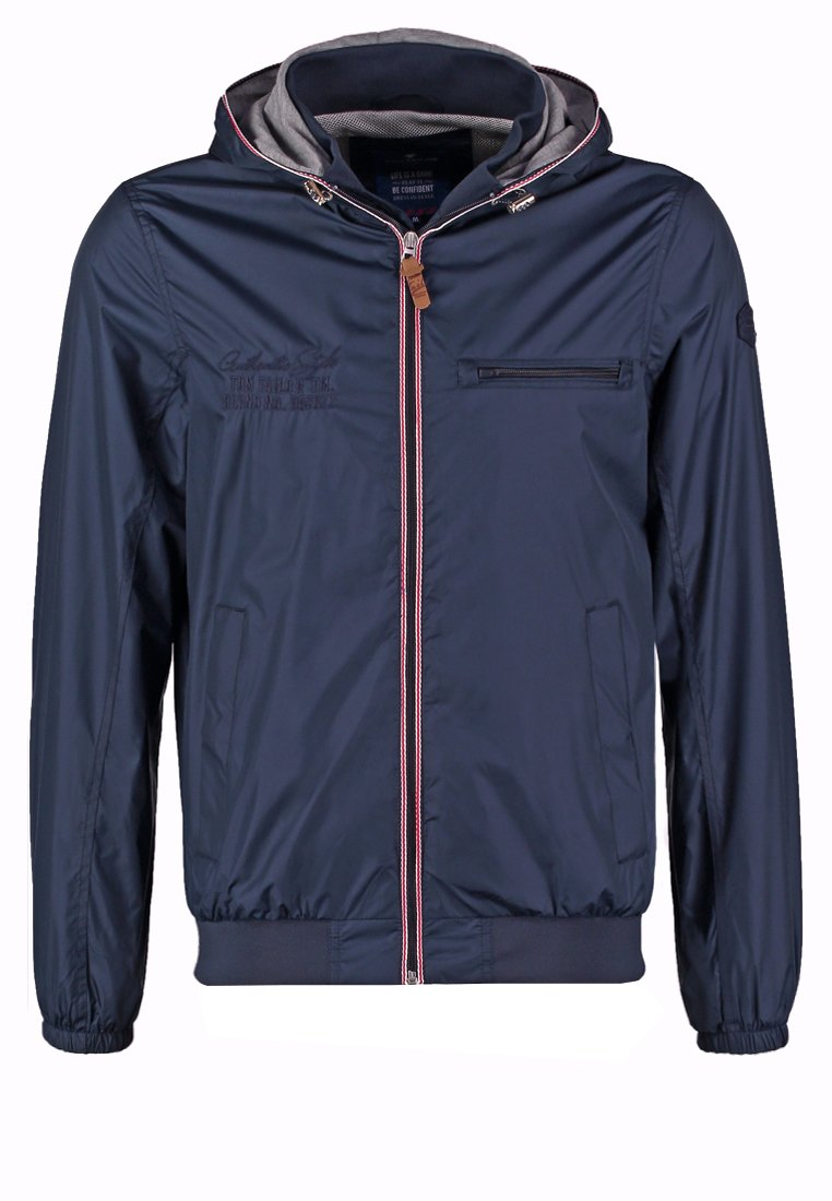 TOM TAILOR Chaqueta fina real navy blue