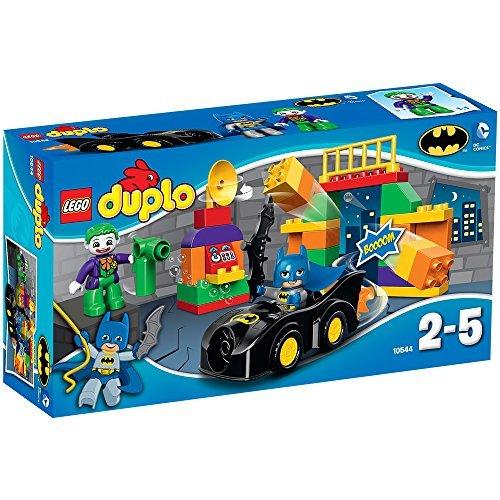 LEGO - El desafío del Joker, multicolor (10544)
