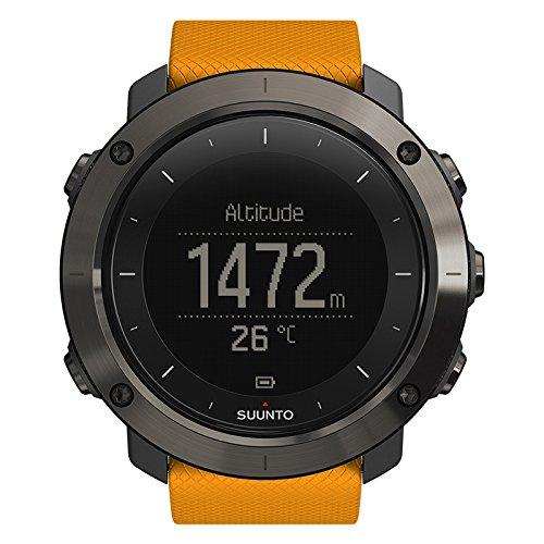 Suunto Traverse Amber - Reloj GPS, color naranja
