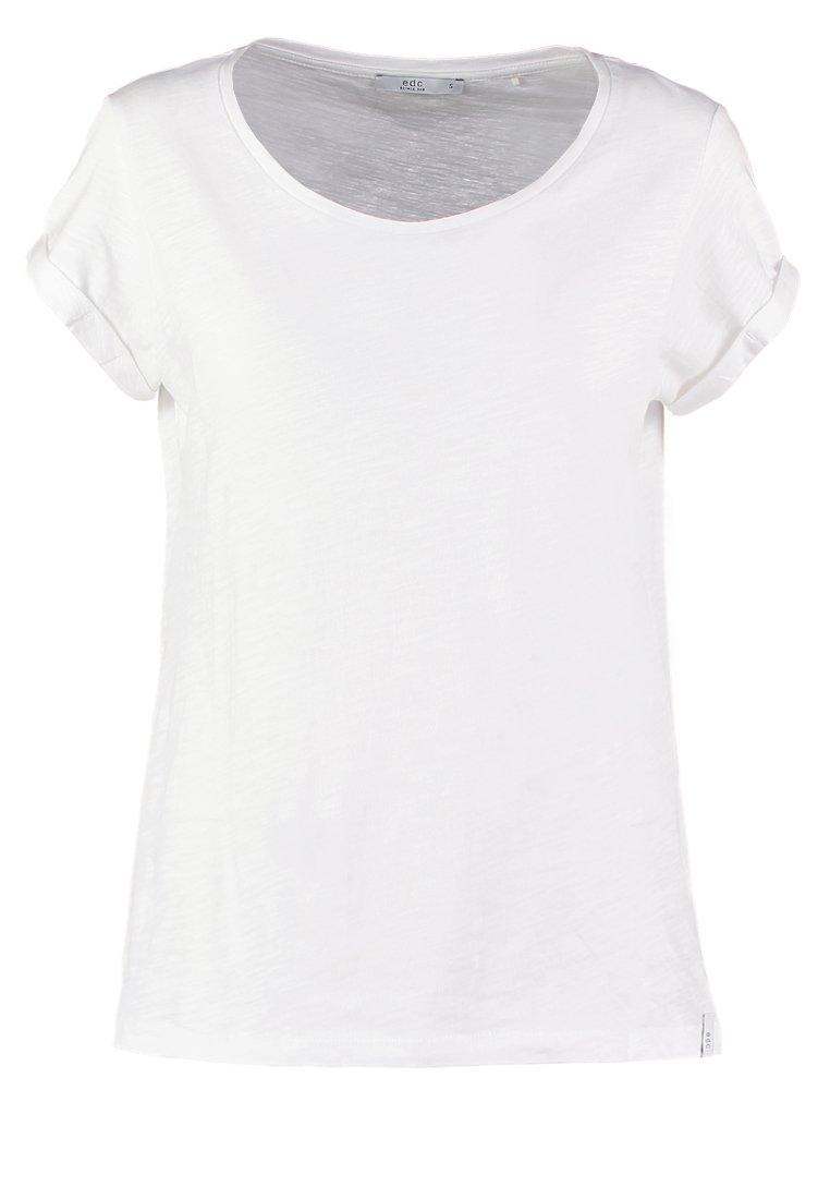 edc by Esprit Camiseta básica white