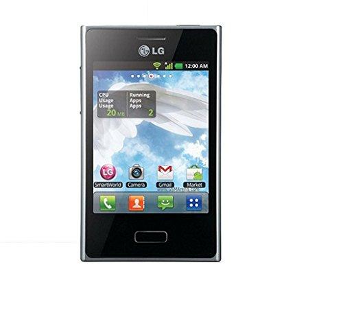 LG Optimus L3 E400 Color blanco - Smartphone (8,13 cm (3.2