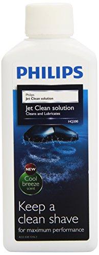 Philips HQ200/50 - Solución de limpieza de cabezales Philips para sistemas JetClean para una limpieza profunda