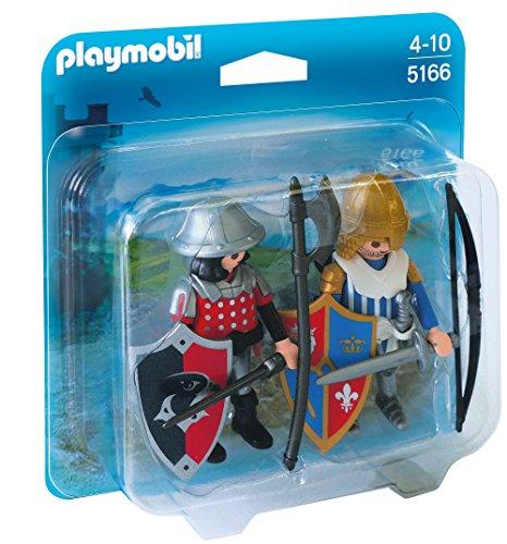 Playmobil 5166 Playmobil - Playset caballeros (5166)