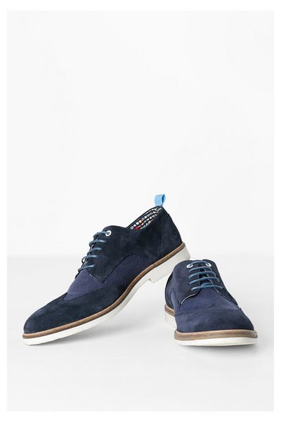 Manolo Con Hombre Desigual De Zapatos Cordones 2 Cuero Size IvYZZ6nxq