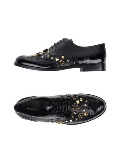 DOLCE & GABBANA Zapatos de cordones mujer