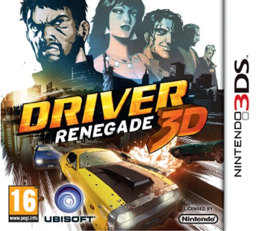 Driver Renegade (Nintendo 3DS) [Importación inglesa]