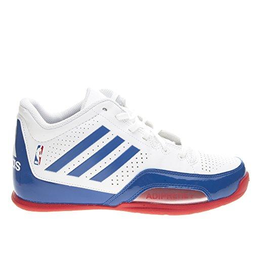 hot sale online 9a886 dc115 adidas 3 Series 2015 NBA K - Zapatillas para niño, color blanco  azul   rojo, talla 38