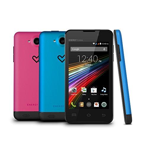 Energy Sistem Phone Colors - Smartphone libre Android (pantalla 4