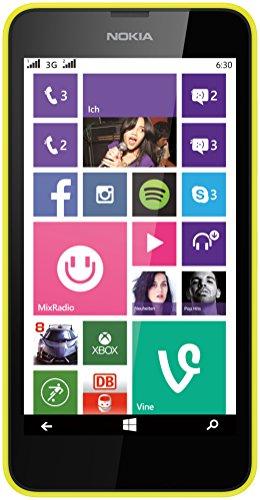 Nokia Lumia 630 - Smartphone libre Windows Phone (pantalla 4.5