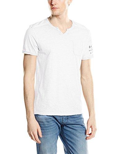 Kaporal LOKOA-Camiseta Hombre    Blanco X-Large