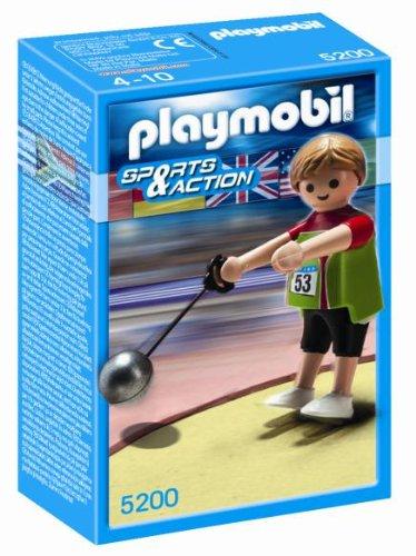 Playmobil 626726 - Olímpico Lanzamiento Martillo