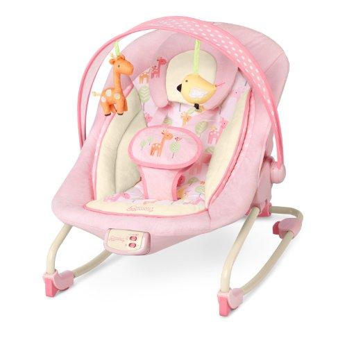 Comfort & Harmony 60114 - Mecedora a silla 2-en-1, rosado