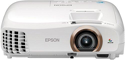 Epson EH-TW5350 - Proyector home cinema (HD Ready, resolución 1920 x 1080), color blanco