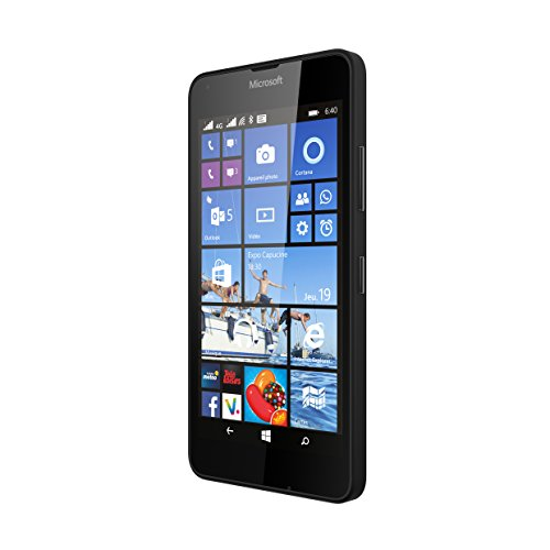 Microsoft Lumia 640 LTE Dual SIM - Smartphone libre Windows Phone (pantalla 5