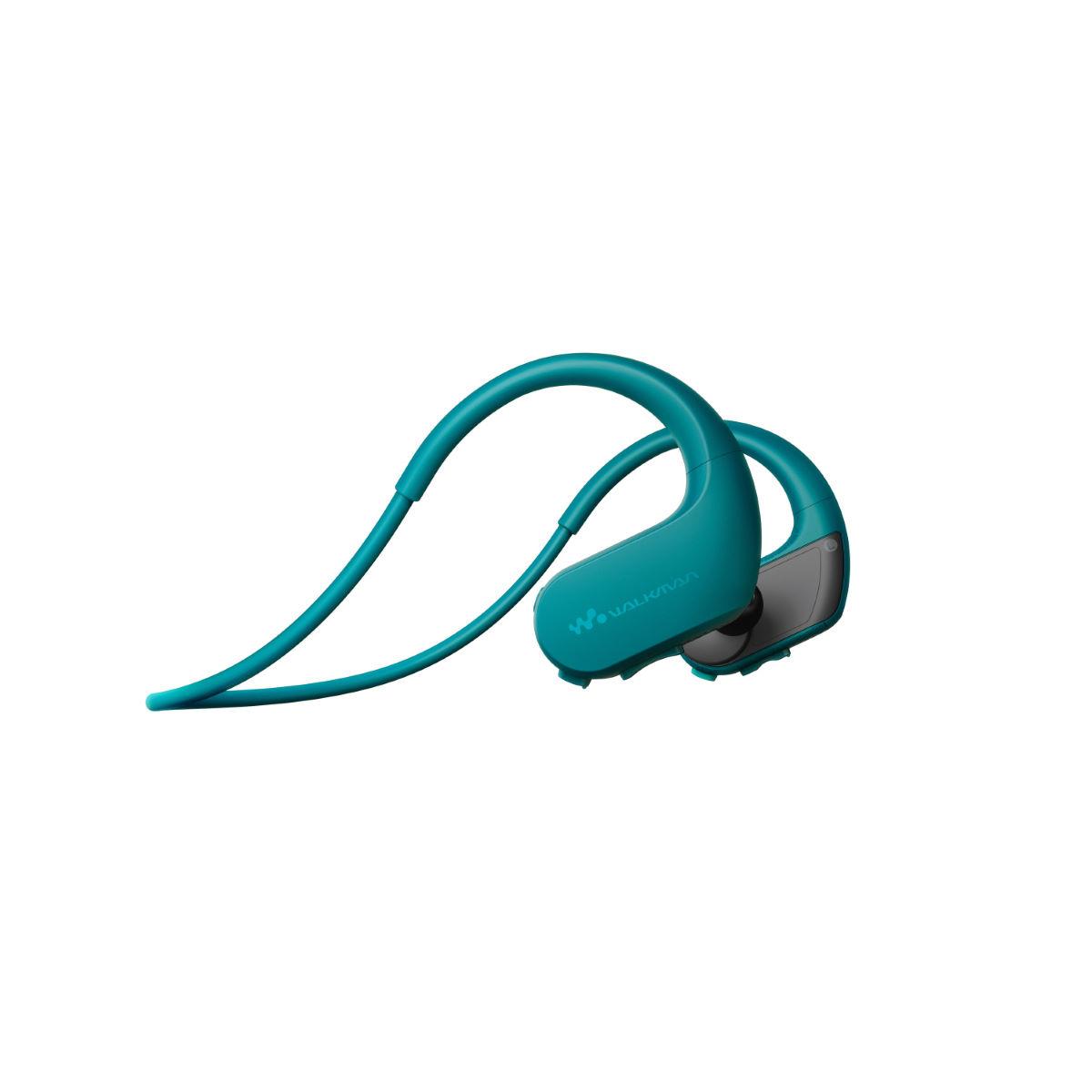 Auriculares con MP3 Sony Waterproof Sports (4GB, impermeables) - Equipos de sonido