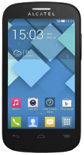 Alcatel One Touch Pop C3 - Smartphone libre Android (pantalla 4