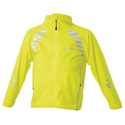 ALTURA Night Vision Chaqueta Junior, Frambuesa, 7-9 Años