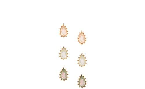 0ea23ea2d15b Comprar Parfois - Mujer - Set Pendientes Bucolic Dust - Multicolor - al  mejor precio