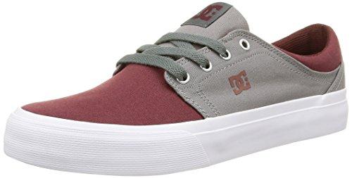 DC Shoes Trase Tx M Shoe Obl - Zapatillas para hombre, color multicolor, talla 42