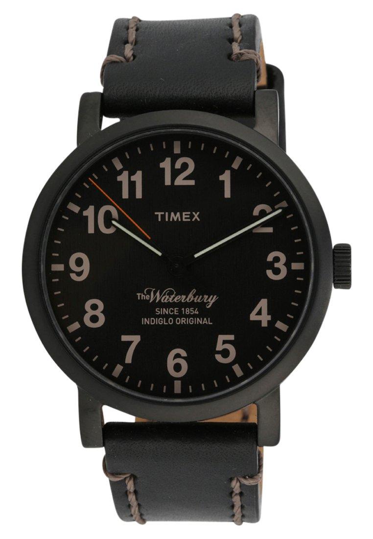 Timex the waterbury reloj schwarz for The waterbury