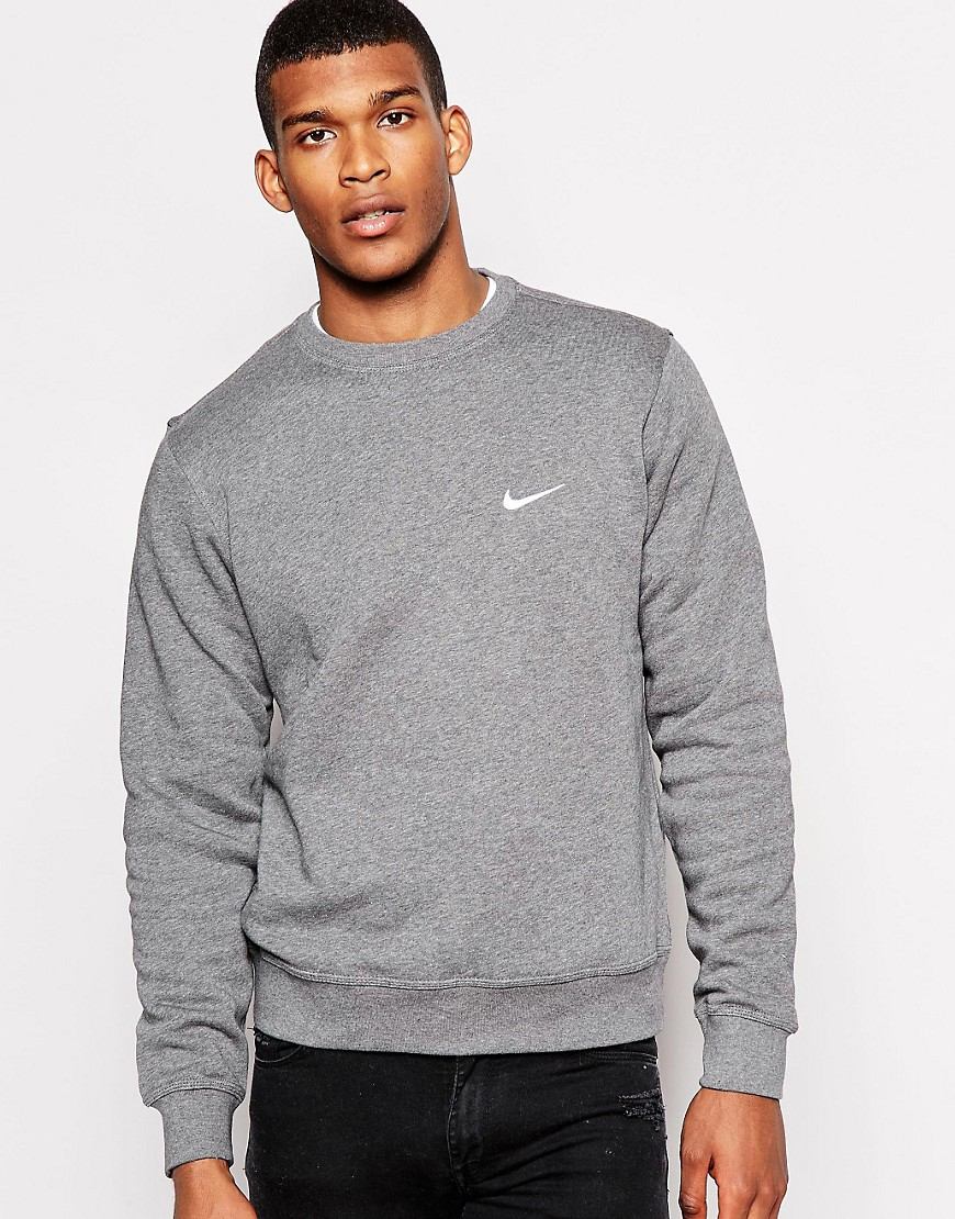 Camiseta con logo bordado 611467-071 de Nike