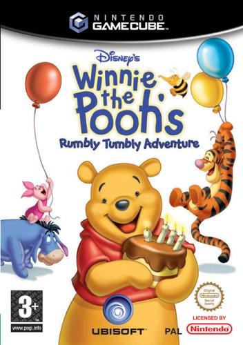 Winnie The Pooh: Rumbly Tumbly Adventure -(GameCube) [importación inglesa]