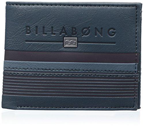 Billabong Junction - Monederos para hombre, color blue (navy), talla única