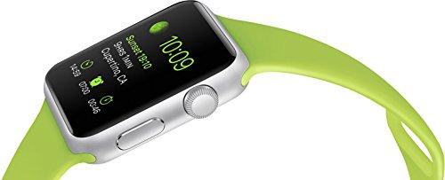 Apple Watch Sport - relojes inteligentes (Ión de litio, 802.11b, 802.11g, 802.11n)