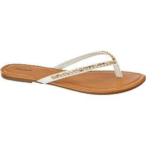Sandalia tipo chancleta