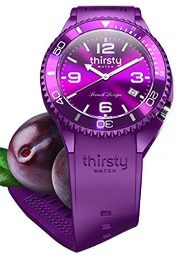 Thirsty Plum unisex relojes unisex BO-PLUM