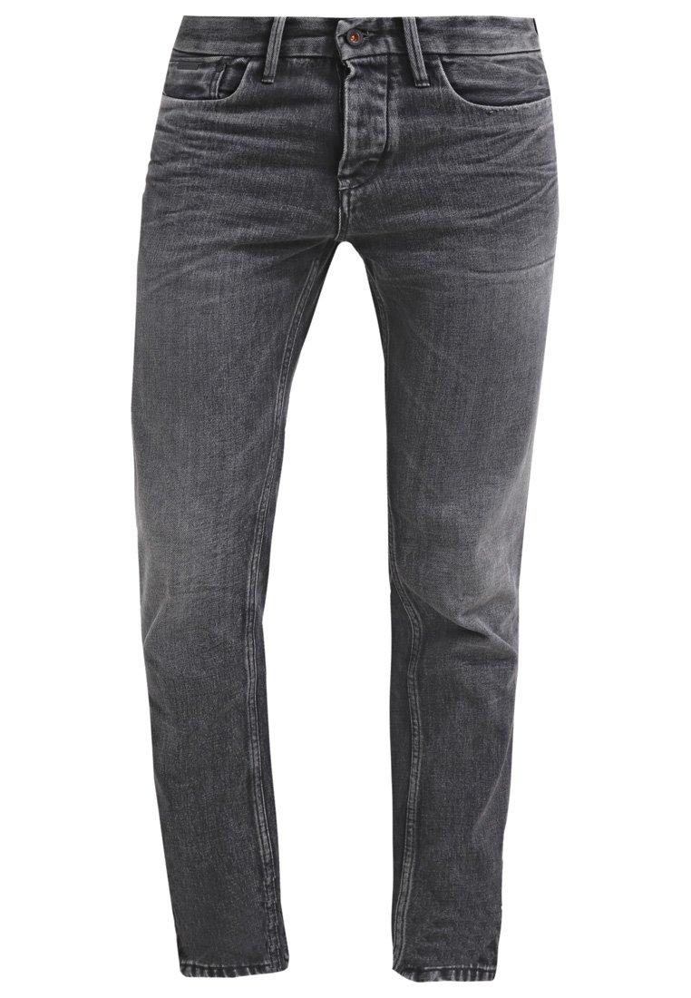 Calvin Klein Jeans SLIM STRAIGHT Vaqueros slim fit black