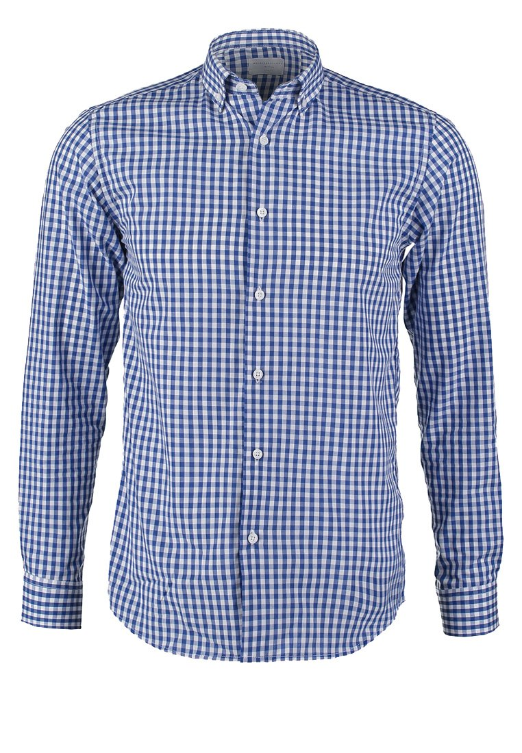 Selected Homme JASON Camisa informal dark blue