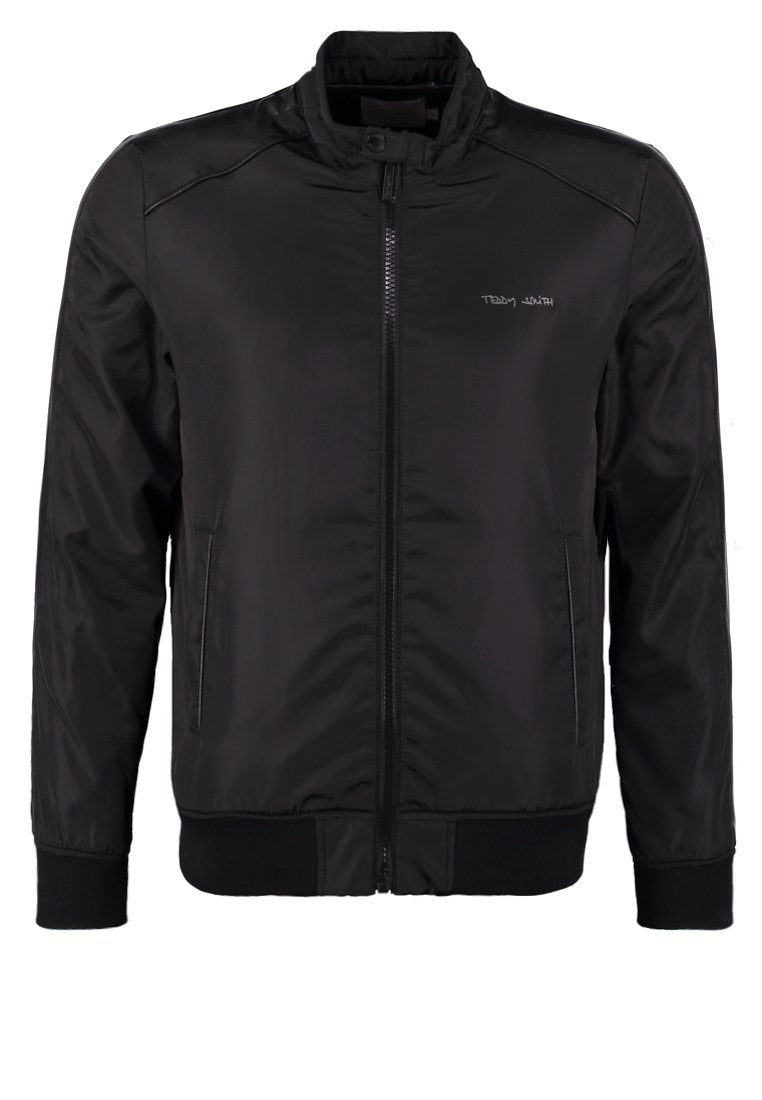 Teddy Smith BURON Chaqueta de entretiempo black