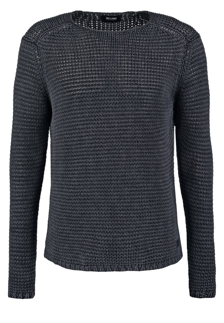 Only & Sons ONSGOLLUM Jersey de punto black