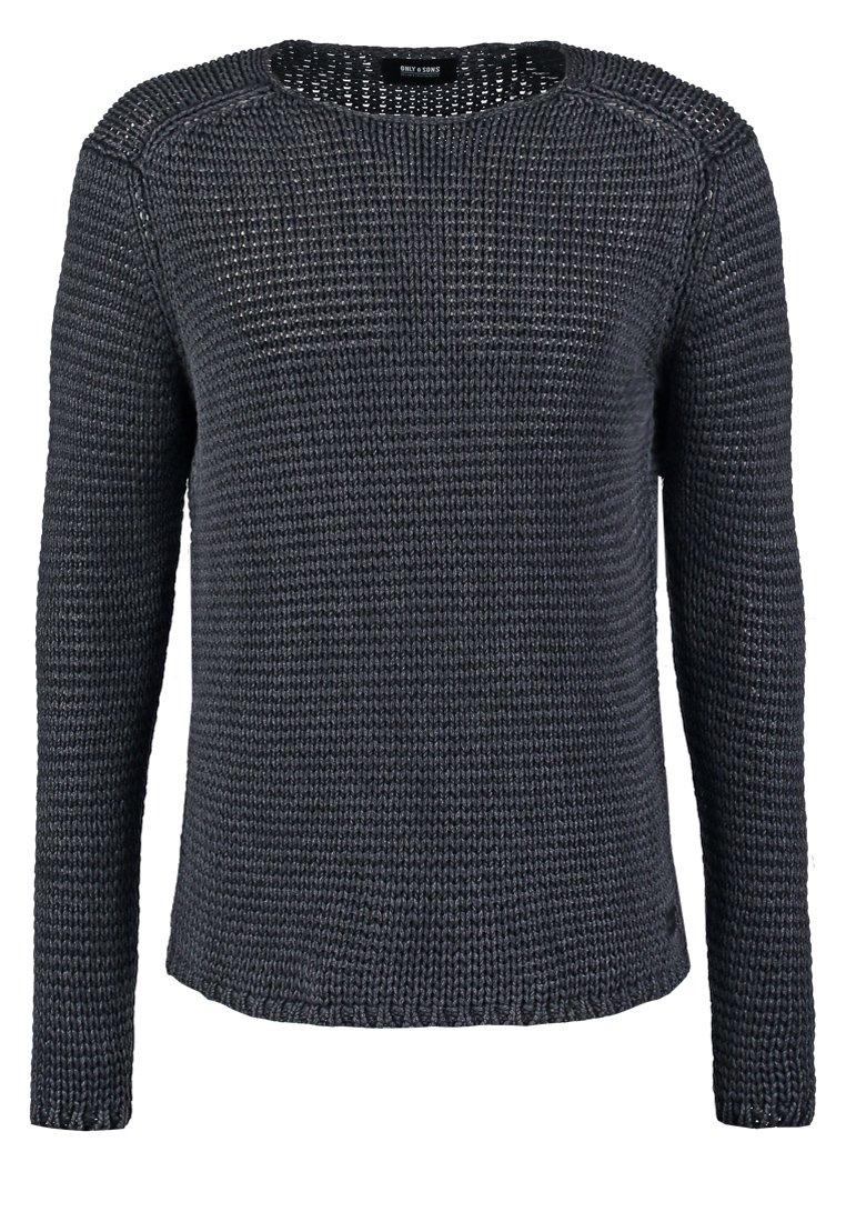 Only & Sons ONSGOLLUM Jersey de punto black