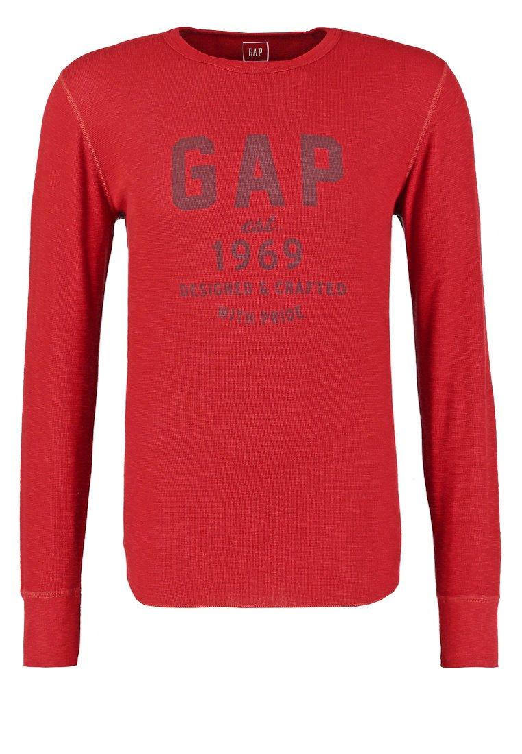 GAP Camiseta manga larga red spice