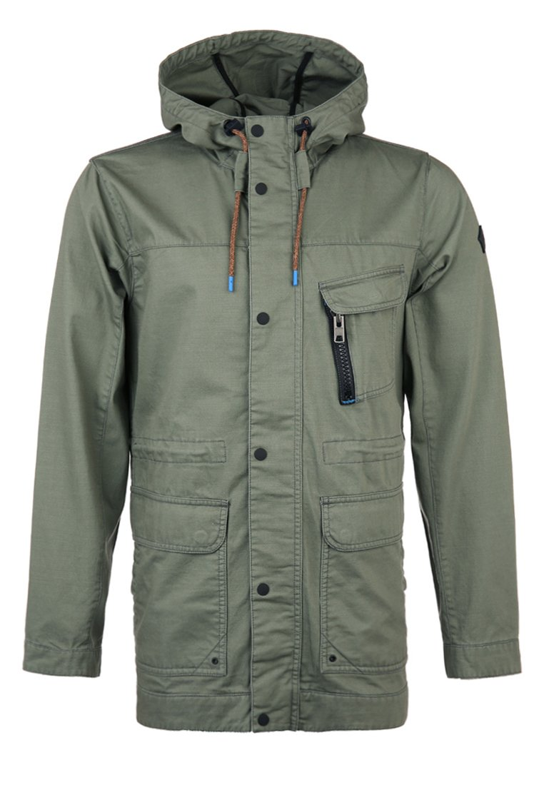 O'Neill Chaqueta outdoor olive leaves